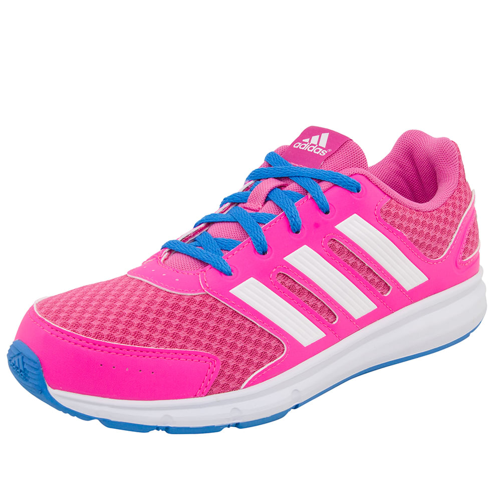 Tênis Infantil Feminino LK Sport Pink / Branco Adidas - M25903