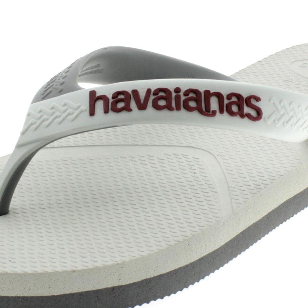 e3171ff33039bb Chinelo Masculino Casual Branco Havaianas |Clovis - 4103276 ...