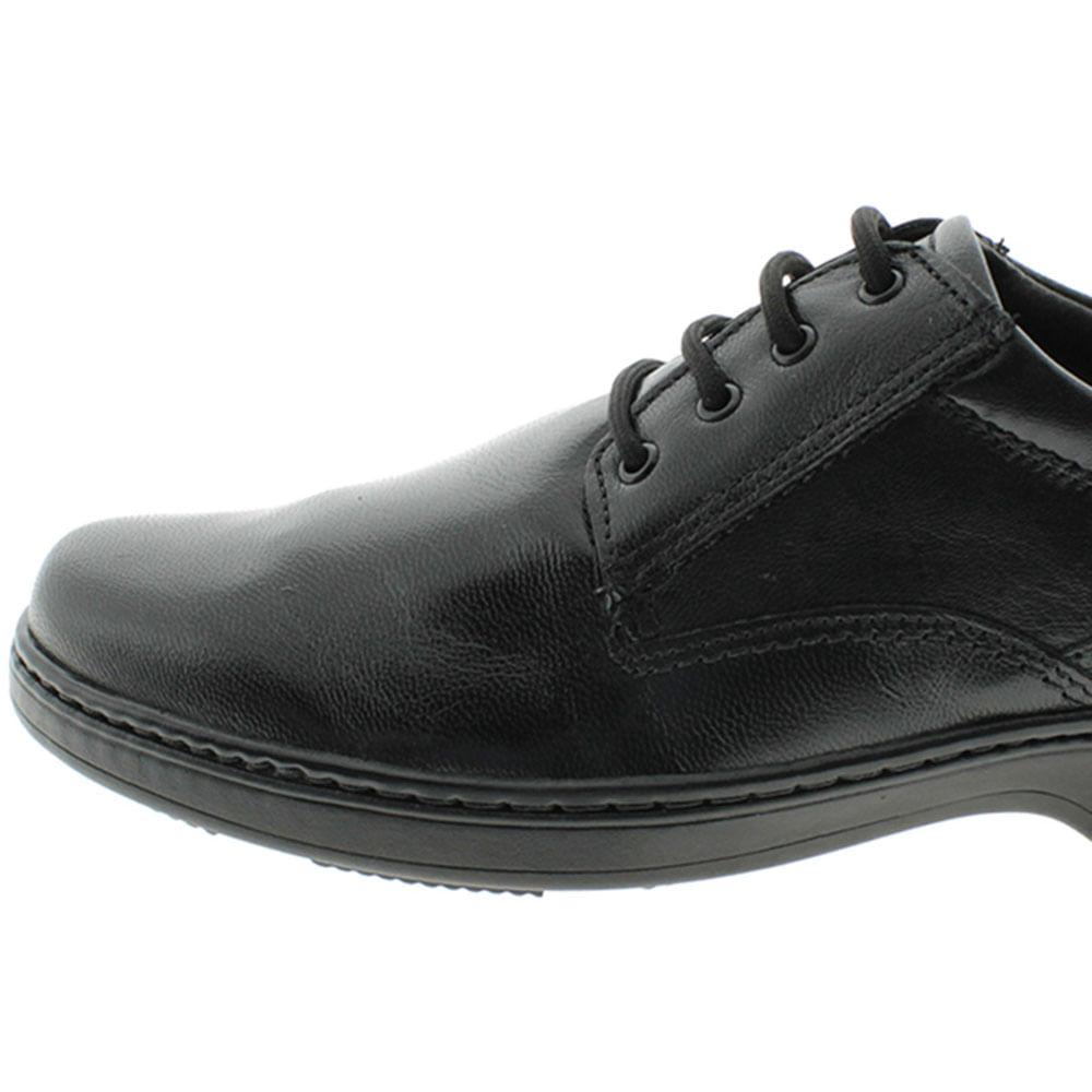 fffbbc7b7 Sapato Masculino Social com Cadarço Preto Pegada | Lojas Clovis Calçados -  cloviscalcados