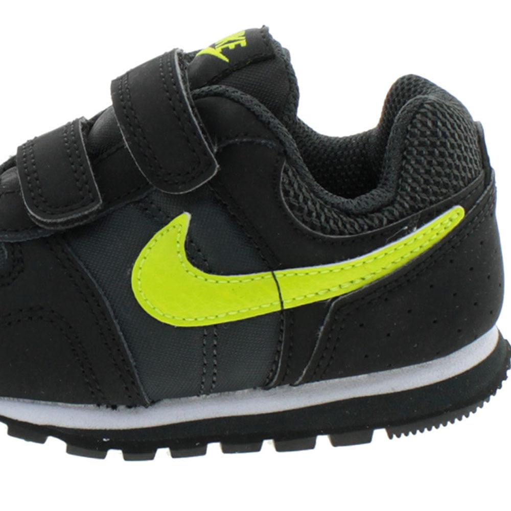 timeless design 91110 80b89 Tênis Infantil Masculino MD Runner TDV Preto Nike  Clovis ..