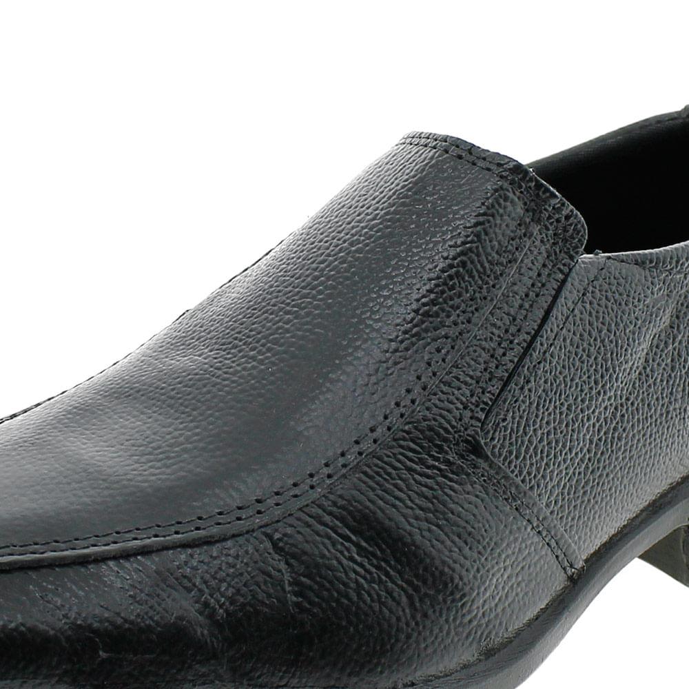 a29f21da5 Sapato Masculino Social Preto Fox Shoes