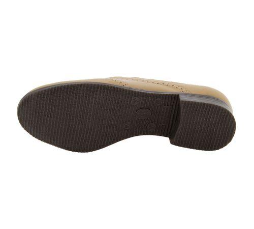 cd7b4def5a Sapato Feminino Oxford Natural Bottero - 272901 - cloviscalcados