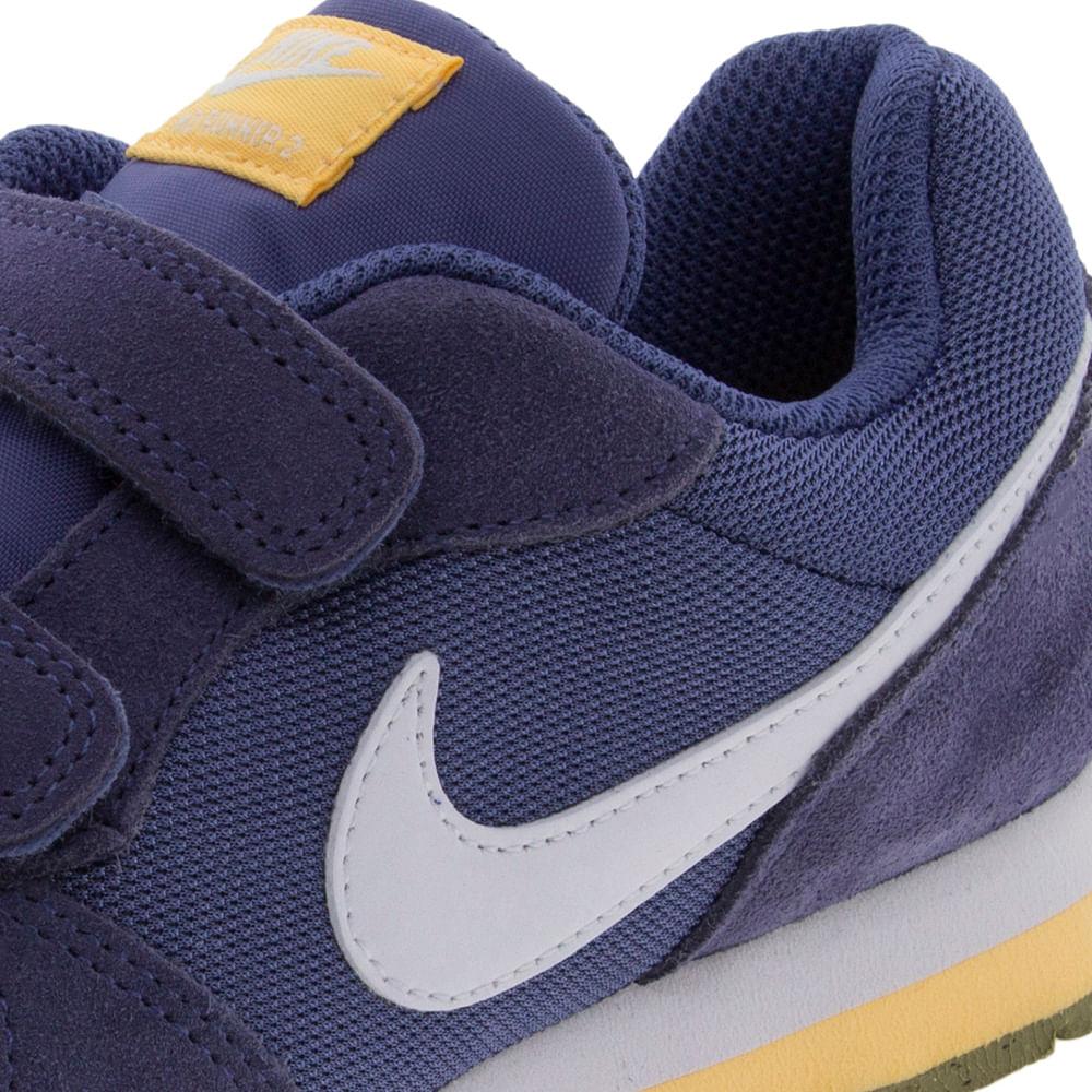 98310f4760f Tênis Infantil Masculino MD Runner 2 PSV Azul Nike - 807317 - cloviscalcados