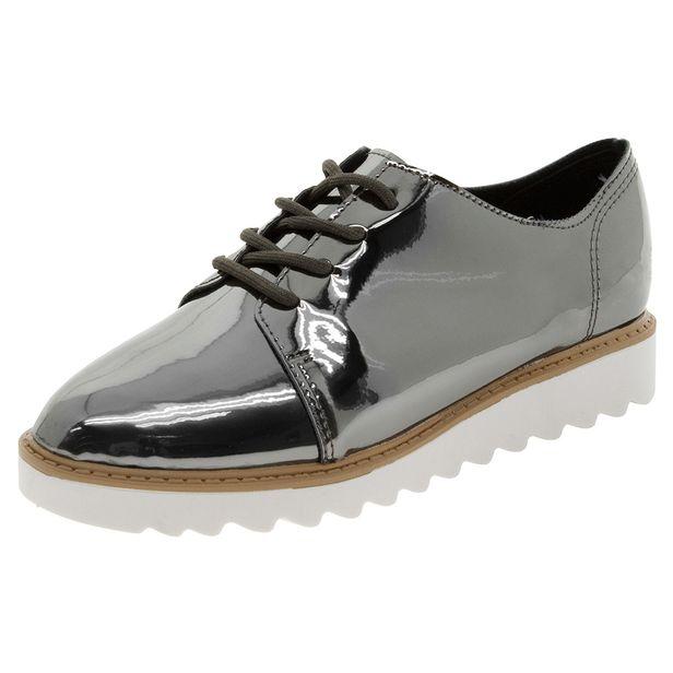 Sapato-Infantil-Feminino-Oxford-Grafite-Molekinha---2510104-01