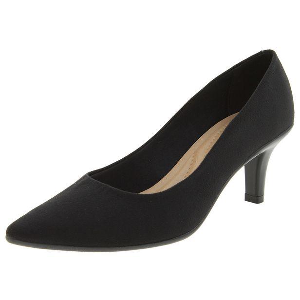 Sapato-Feminino-Scarpin-Salto-Medio-Camurca-Preto-Beira-Rio---4163100-01