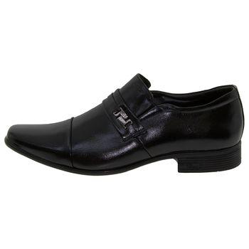 52d496915 Sapato Masculino Social Preto Jota Pe - 13127 - cloviscalcados