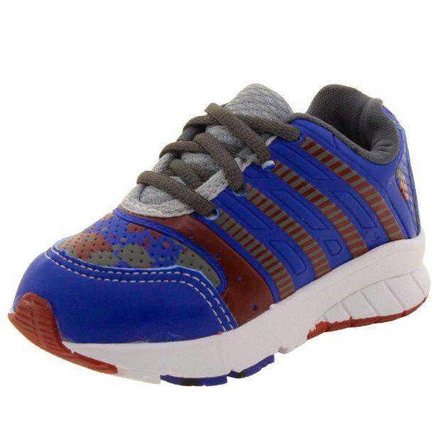 Tenis-Infantil-Masculino-Cinza-Azul-SNEEK'S---N405-01