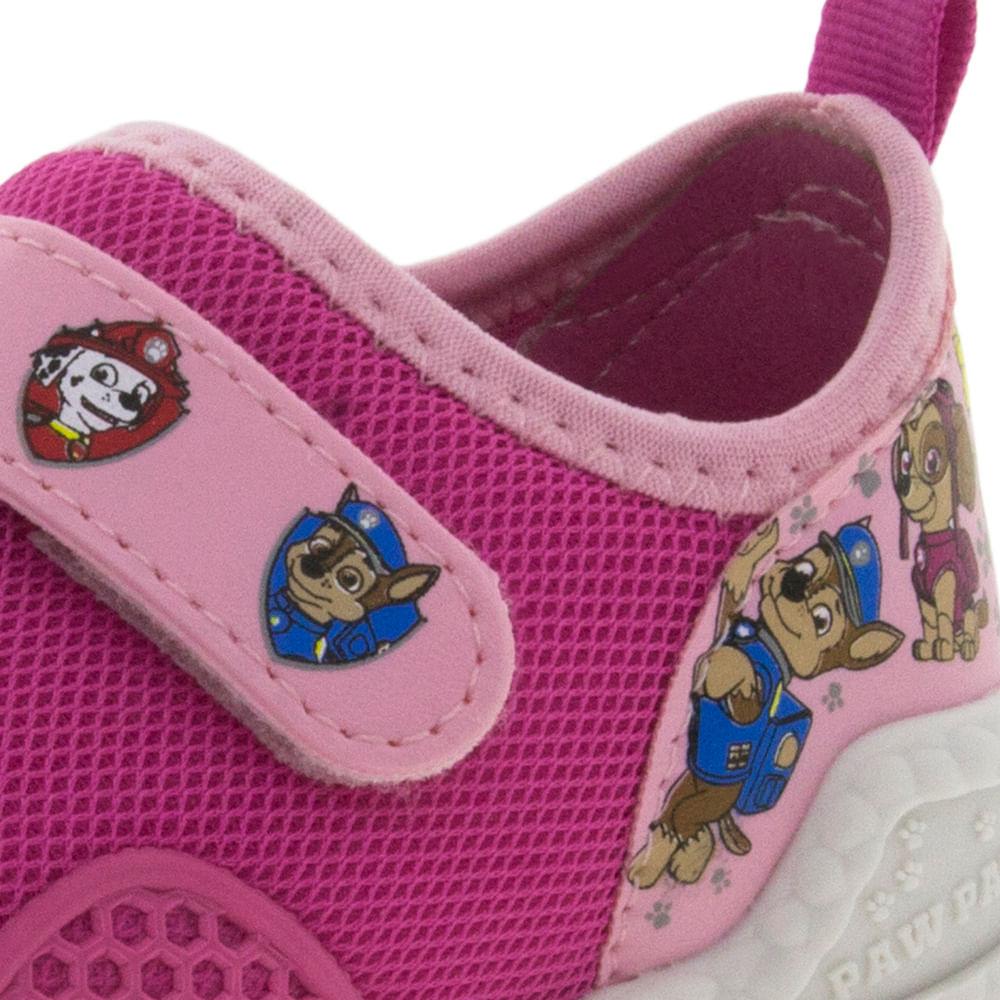 ... Tênis Infantil Baby Patrulha Canina Rosa Grendene Kids - 21667 -  cloviscalcados 144fce1825cb27  Tênis Infantil Feminino ... f394b305ff