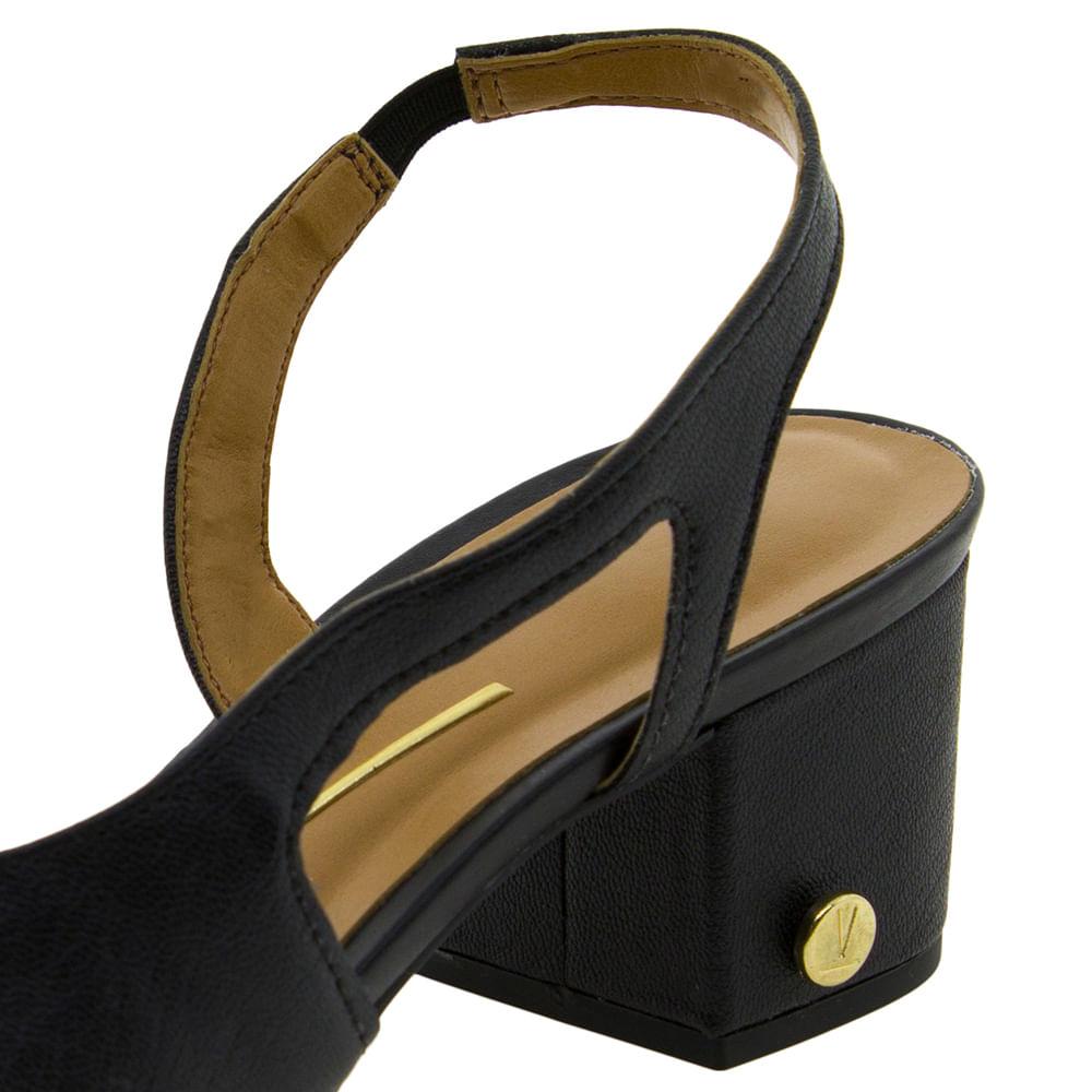 542e9d208f Sapato Feminino Chanel Preto Vizzano - 1220121 - cloviscalcados