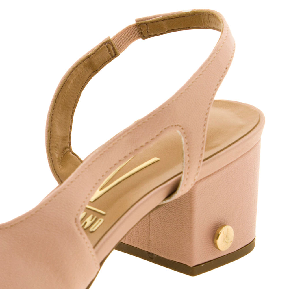 07ec0396f Sapato Feminino Chanel Nude Vizzano - 1220121 - cloviscalcados