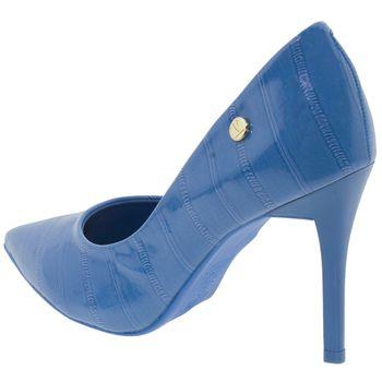 94c40b1d53 Sapato Feminino Salto Alto Azul Vizzano - 1230400 - cloviscalcados