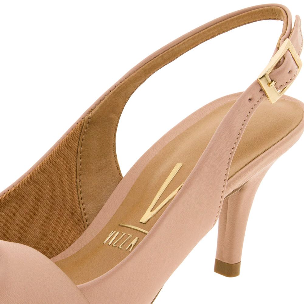 6c9311cb04 Sapato Feminino Chanel Rosa Vizzano - 1185152 - cloviscalcados