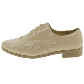 Sapato-Feminino-Oxford-Areia-Facinelli---51804-02