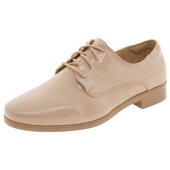Sapato-Feminino-Oxford-Areia-Facinelli---51801-01