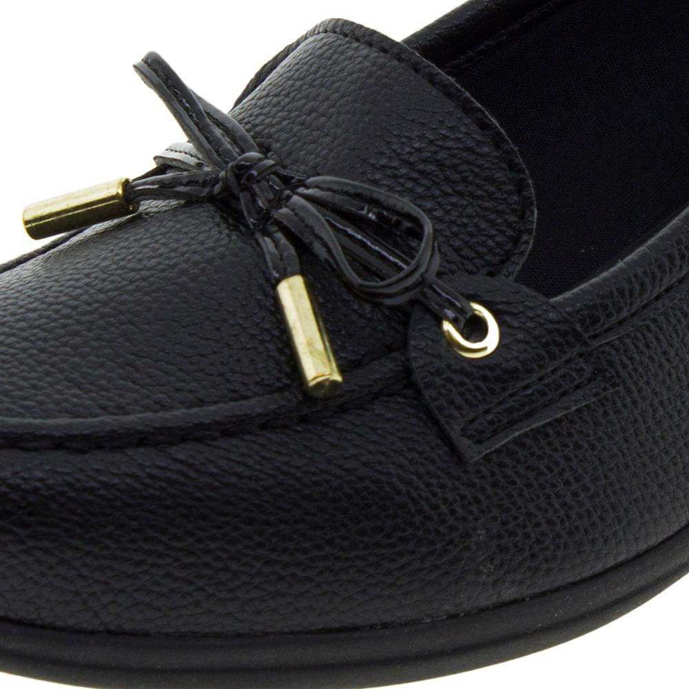 716a7448e Sapato Feminino Anabela Preto Modare - 7317101 - cloviscalcados