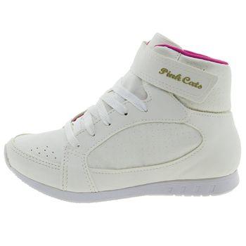 Tenis-Infantil-Feminino-Cano-Alto-Branco-Pink-Cats---W464A-02