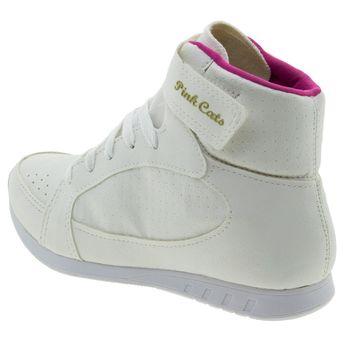 Tenis-Infantil-Feminino-Cano-Alto-Branco-Pink-Cats---W464A-03