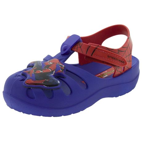 Sandalia-Infantil-Baby-Homem-Aranha-Azul-Grendene-Kids---21688-01