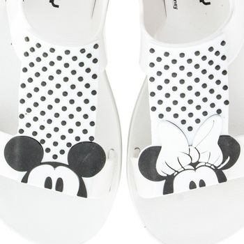 Sandalia-Feminina-Playful-Mickey-e-Minnie-Branca-Zaxy---17461-05