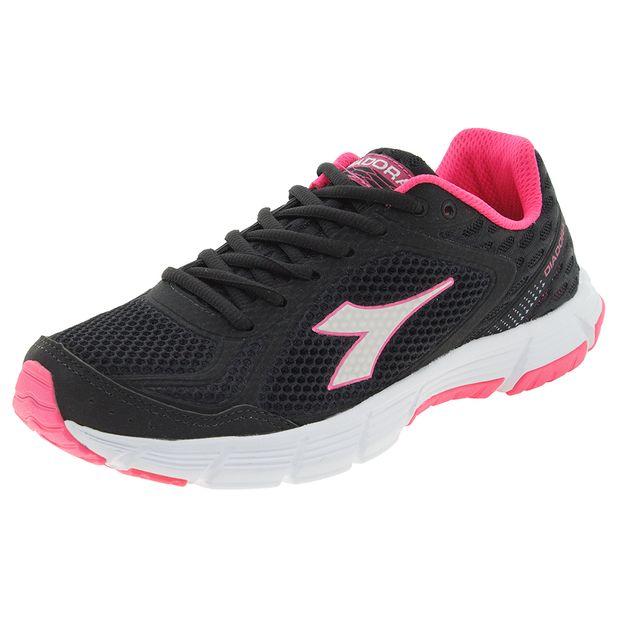 Tenis-Feminino-Fly-W-Preto-Pink-Diadora---125509-01