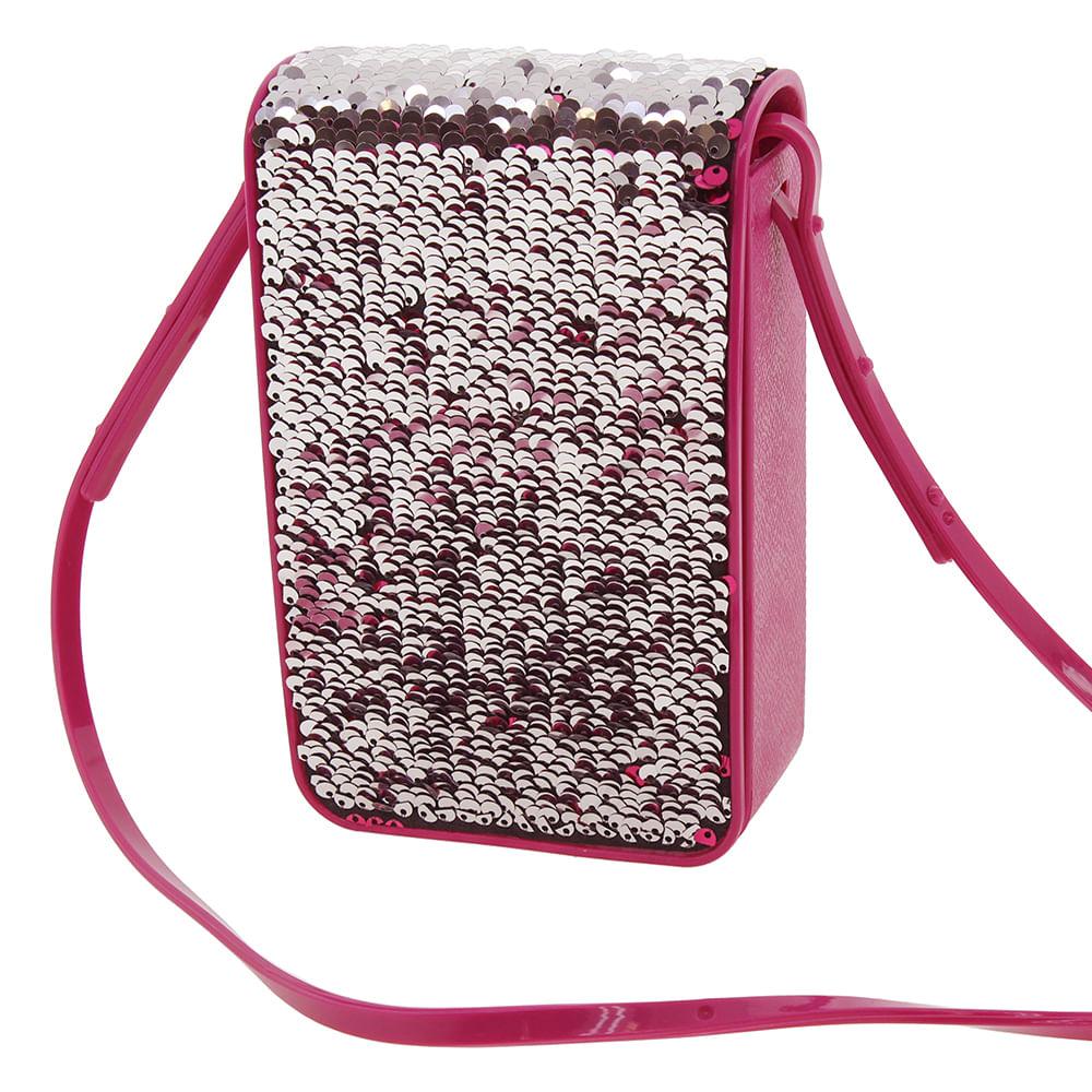 9e217c6215 Sandália Infantil Feminina Barbie Magic Bag Pink Grendene Kids - 21632 -  cloviscalcados