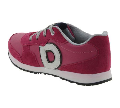 cb840ef76 Tênis Infantil Feminino Pink Dok - 61009 - cloviscalcados