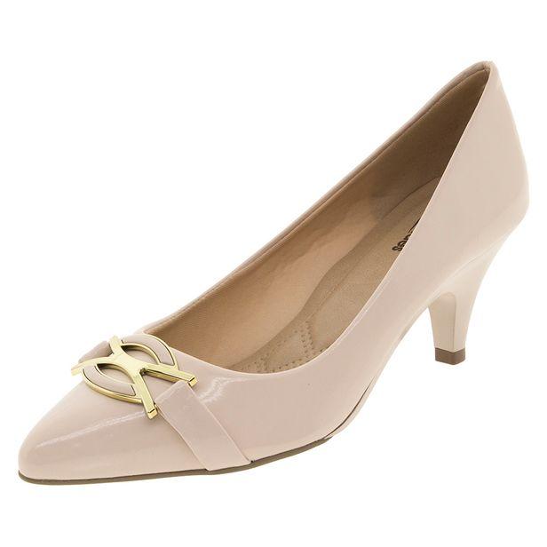 Sapato-Feminino-Scarpin-Salto-Baixo-Creme-Pietra-Fernandes---35007-01