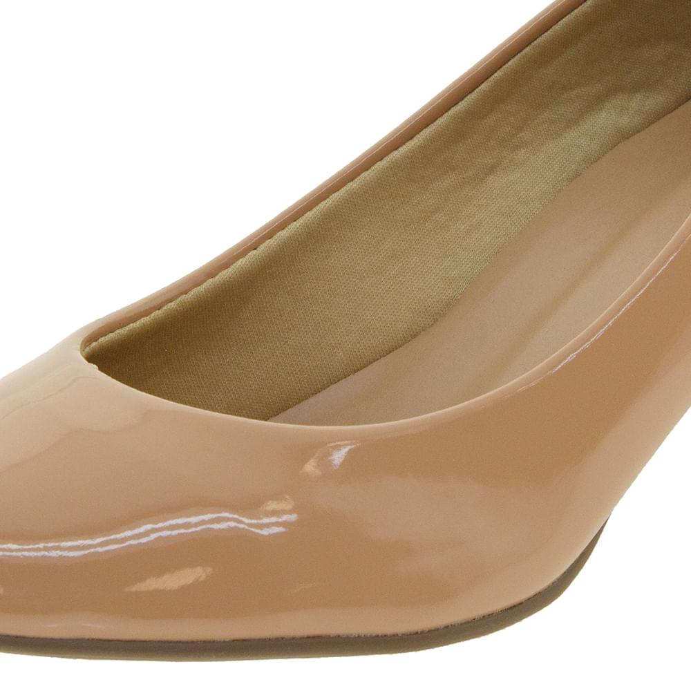1a67828f8 Sapato Feminino Salto Baixo Antique Bárbara Krás - 556717279 -  cloviscalcados
