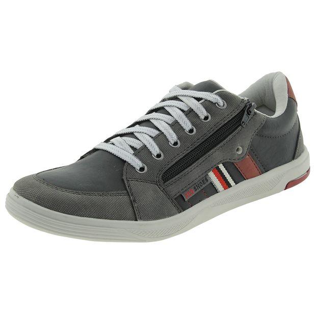 Sapatenis-Masculino-Grafite-Preto-Ped-Shoes---61000-8026100031-01