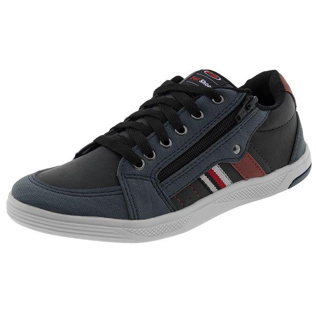 Sapatenis-Masculino-Preto-Jeans-Ped-Shoes---61000-01