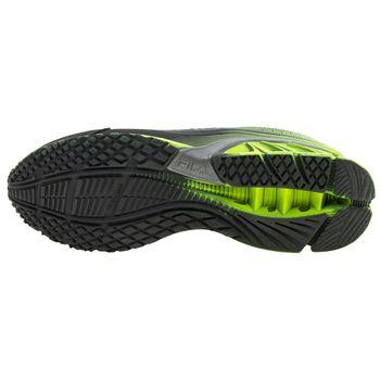 Tenis-Masculino-Cage-Python-Preto-Verde-Fila---11J481X-04