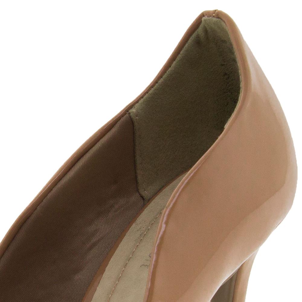 d309930d70 Sapato Feminino Scarpin Caramelo Ramarim - 1623101 - cloviscalcados