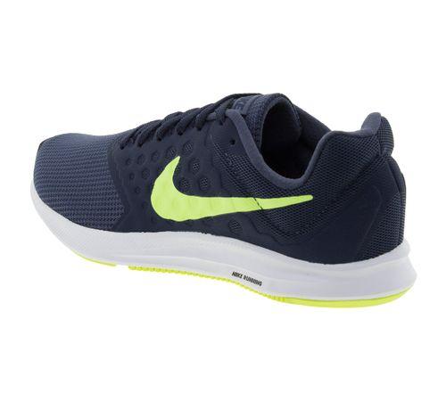880832e97 Tênis Masculino Downshifter 7 Azul Nike - 852459 - cloviscalcados