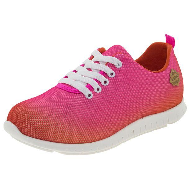 Tenis-Infantil-Feminino-Laranja-Pink-Molekinha---2515101-01