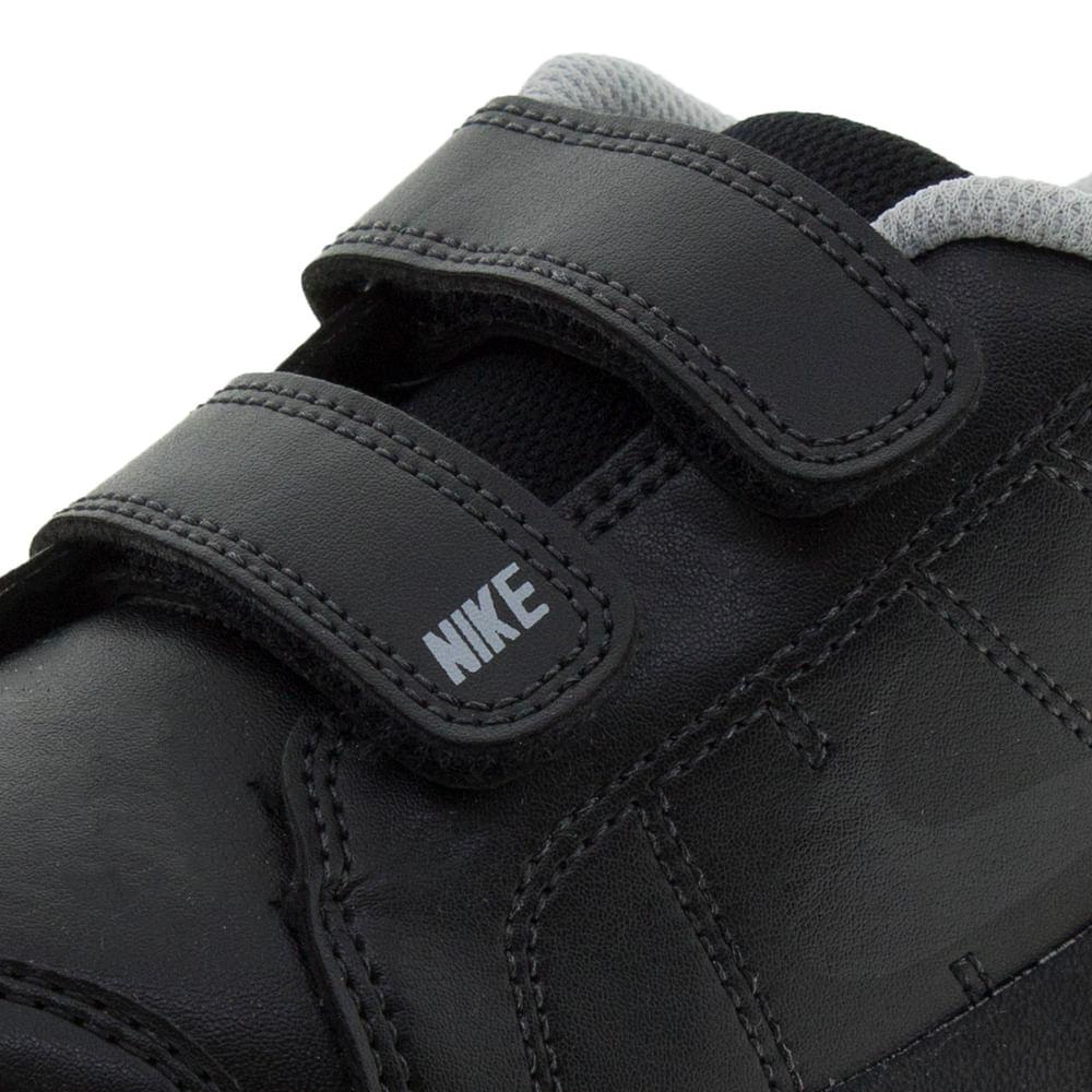 c3ce954f3066a Tênis Infantil Masculino Pico Lt Preto Nike - 619041 - cloviscalcados