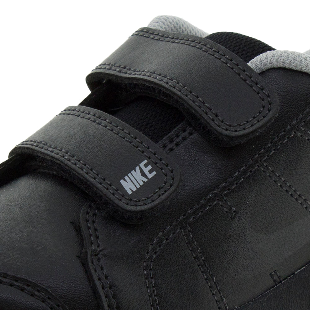 fc3ab5f6ab4 Tênis Infantil Masculino Pico Lt Preto Nike - 619041 - cloviscalcados