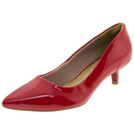 Sapato-Feminino-Salto-Baixo-Vermelho-Via-Marte---184201-01