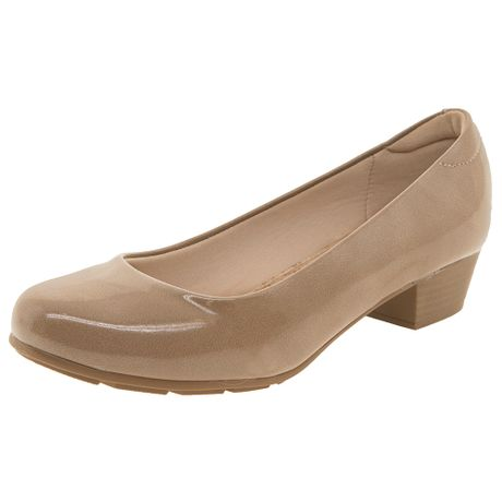 Sapato-Feminino-Salto-Baixo-Bege-Modare---7032200-01