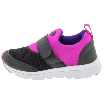 Tenis-Infantil-Feminino-Preto-Pink-Via-Vip---VV1020-02