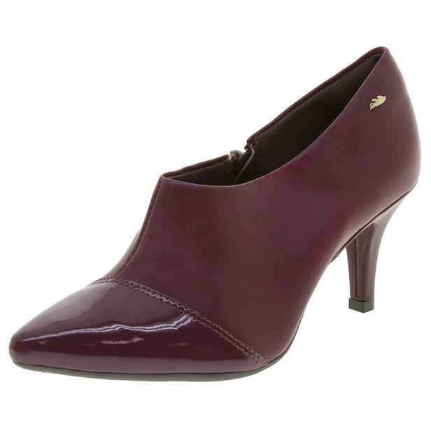 Sapato-Feminino-Abotinado-Salto-Medio-Cereja-Dakota---B8021-01