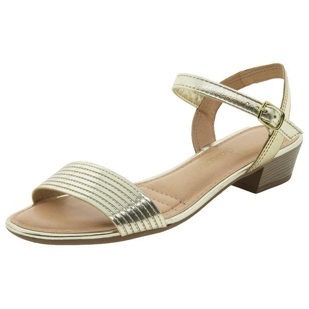 Sandalia-Feminina-Salto-Baixo-Dourada-Dakota---Z1802-01