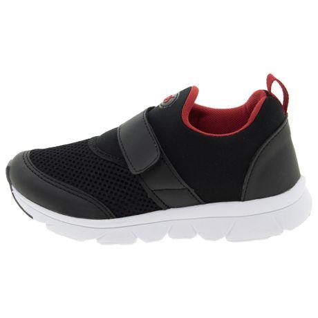 Tenis-Infantil-Masculino-Preto-Vermelho-Via-Vip---VV1020-02