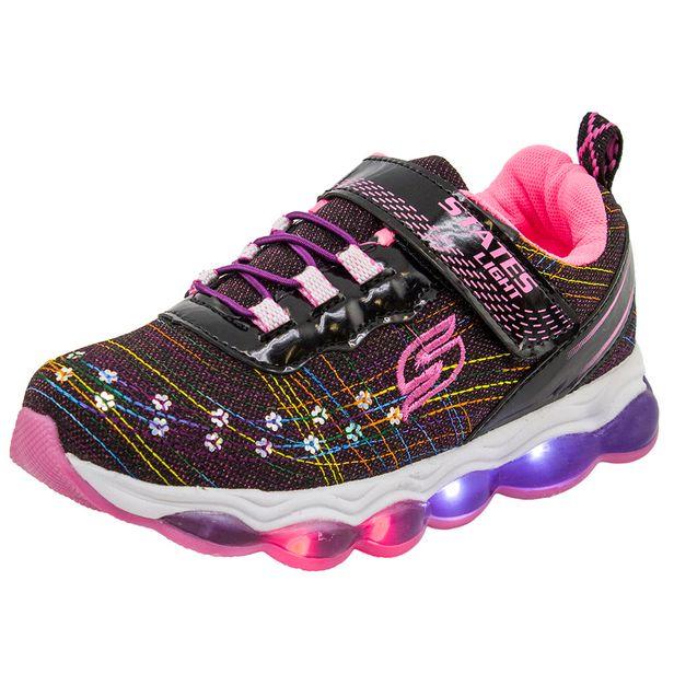 Tenis-Infantil-Feminino-Com-Luz-Preto-Pink-States-Light---501DA-01