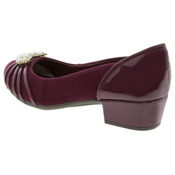 Sapato-Feminino-Salto-Baixo-Vinho-Dakota---B8154-03