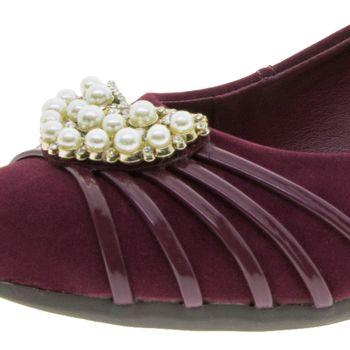 Sapato-Feminino-Salto-Baixo-Vinho-Dakota---B8154-05
