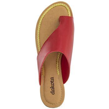 Sandalia-Feminina-Rasteira-Vermelho-Dakota---Z1451-01