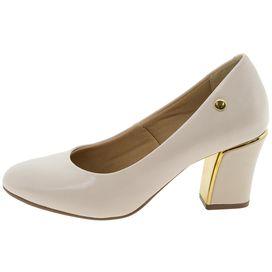 09feb8651f ... Sapato-Feminino-Salto-Medio-Gelo-Via-Scarpa---