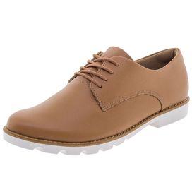 ec3d2bfa0 Sapato-Feminino-Oxford-Camel-Usaflex---X5705-01 ...