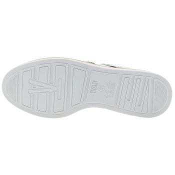 93092e6fd6 Sapato Feminino Oxford Preto/Branco Vizzano - 1231101 - cloviscalcados