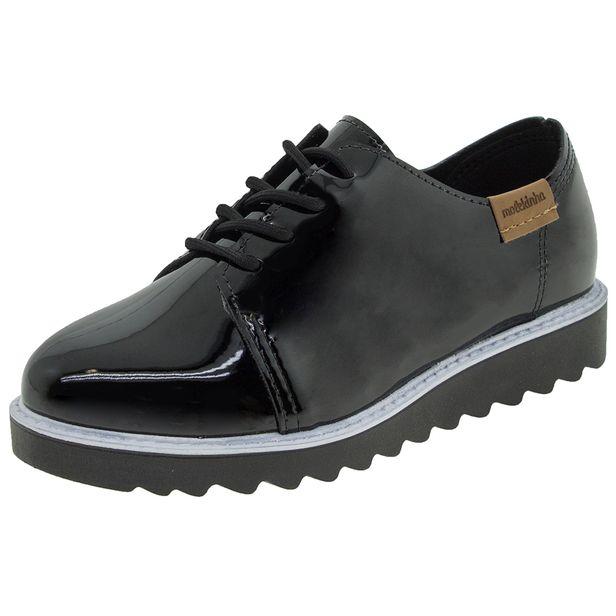 6c1f96b76 Sapato infantil feminino oxford preto molekinha cloviscalcados jpg 616x616  Sapato infantil oxford molekinha verniz preto